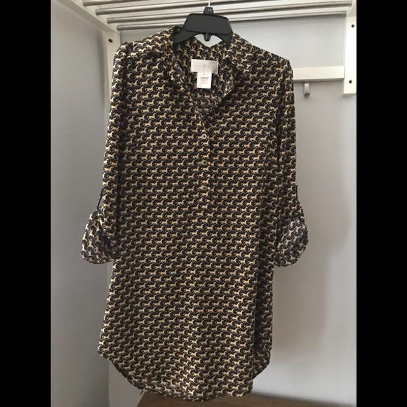JB by Julie Brown Dresses & Skirts - Horse print shirtdress